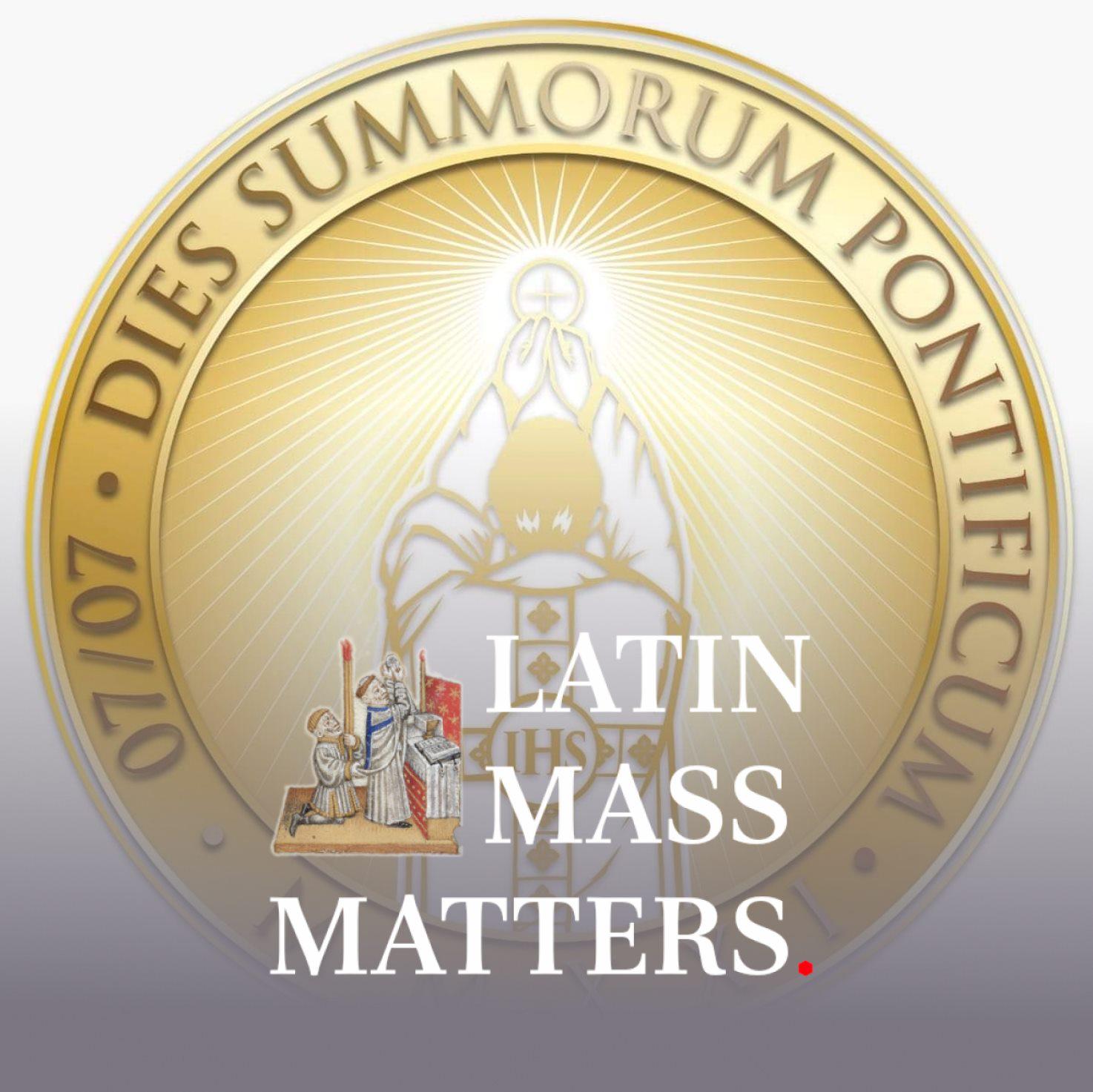 Logo Latin Mass